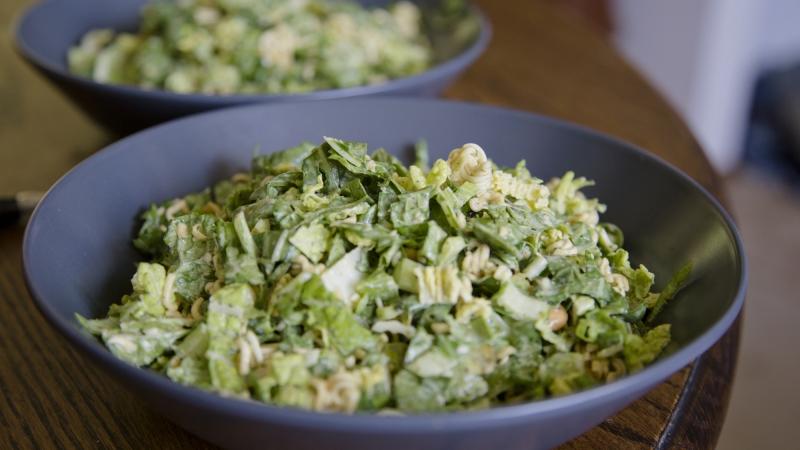 Napa Cabbage PicnicSalad