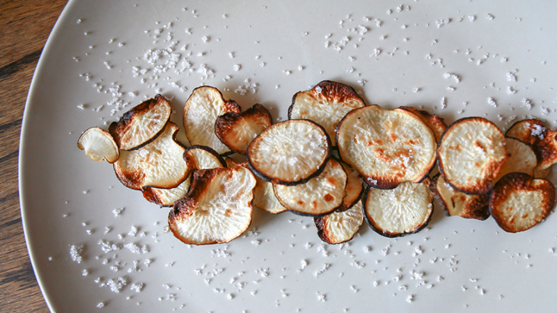 Nero Black Radish Chips